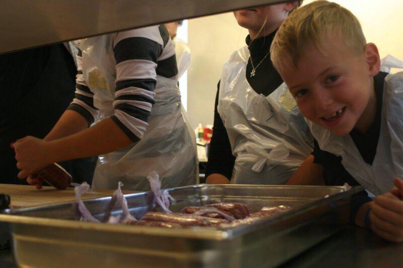 Børne Kokkeskole på Restaurant Generalen