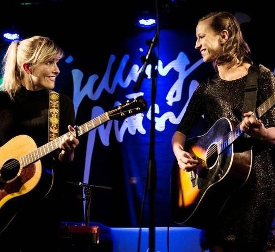 Dobbelt solokoncert med Signe Svendsen og Mathilde Falch