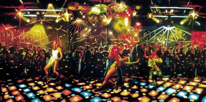 Årets Vinterdisko - Et stjerneskud af en diskofest