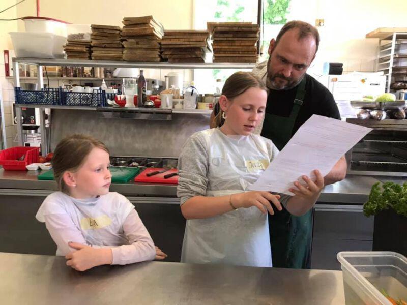 Børnekokkeskole - Påske (tirsdag)
