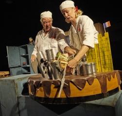 BørneKulturFestival. Teater King Lear