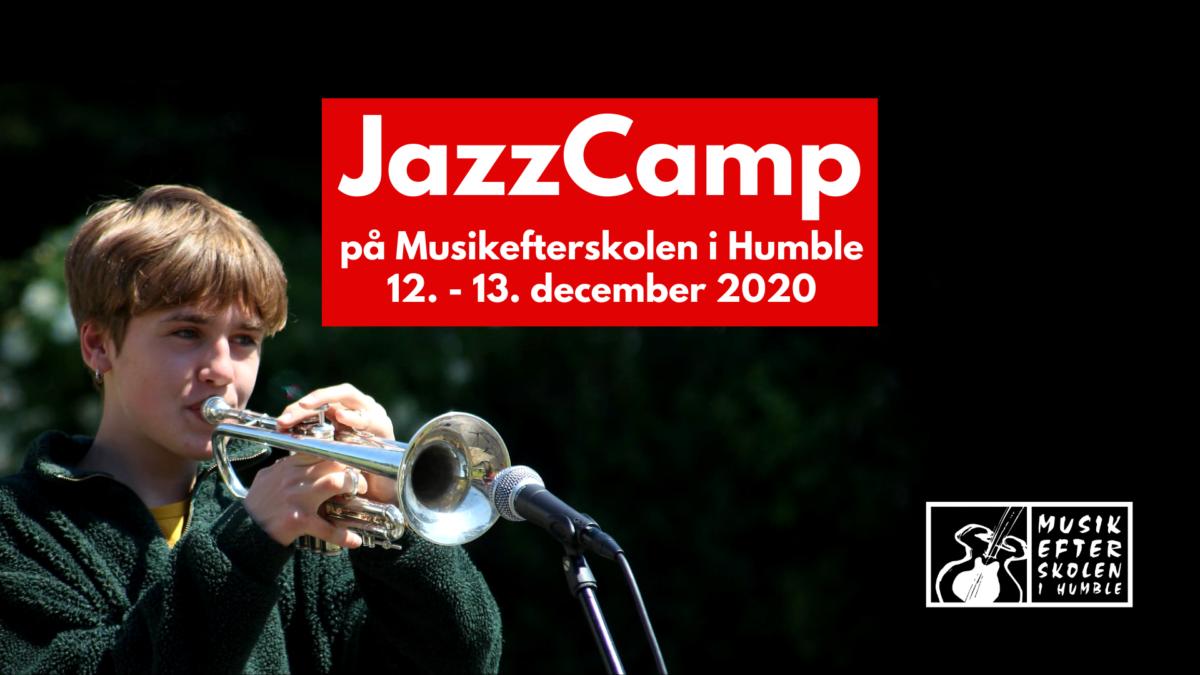 JazzCamp 2020 på Musikefterskolen i Humble