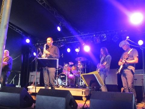 Koncert med Samsø Pink Floyd