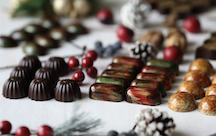 Lav din egen chokoladekonfekt