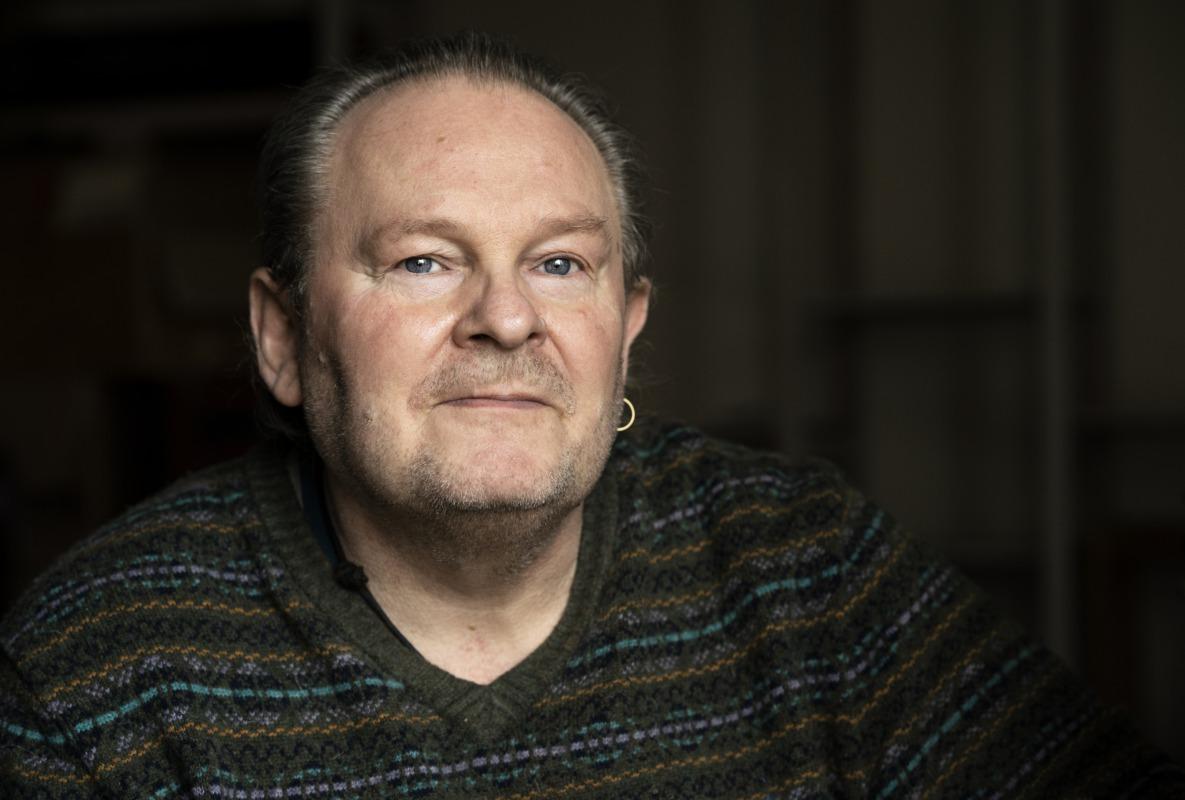 Mikael Josephsen med Ole Rolf Lassen